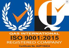 New QAS LOGO 9001 2014 Template